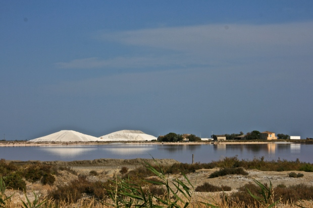 Salt mines of Aigues-Mortes