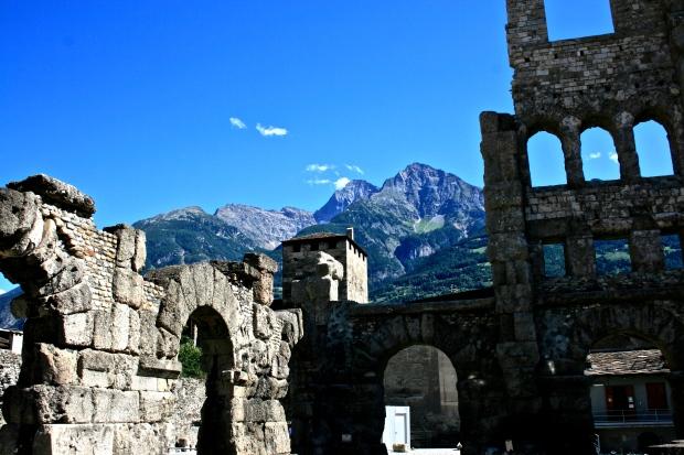 Roman Ruins of Aosta