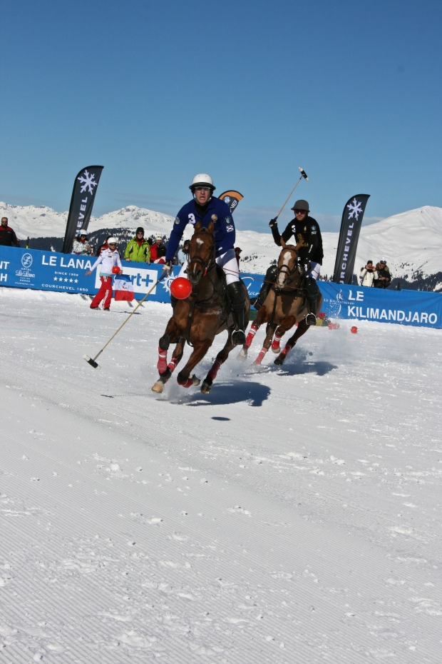 BMW Snow Polo Tournament